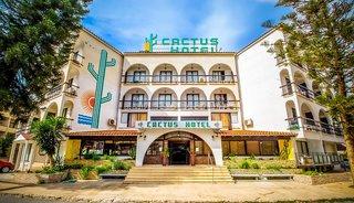 Hotel Cactus Außenaufnahme
