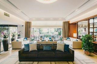 Hotel La Palma Lounge/Empfang