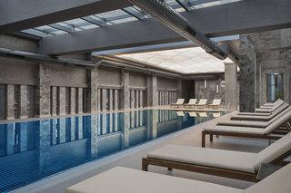 Hotel Acanthus Cennet Barut Collection Hallenbad