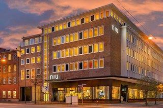 Hotel niu Welly Kiel Außenaufnahme