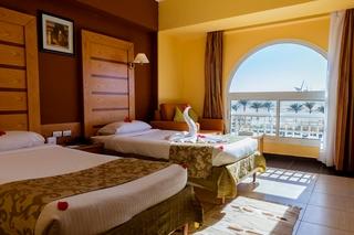 Hotel Golden Beach Resort Wohnbeispiel