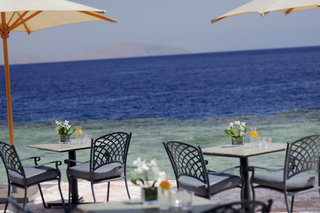Hotel Renaissance Sharm El Sheikh Golden View Beach Resort Terasse