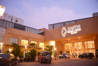 Hotel Eastin Grand Hotel Saigon Außenaufnahme