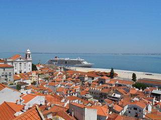 Hotel Hello Lisbon Castelo Apartments Stadtansicht