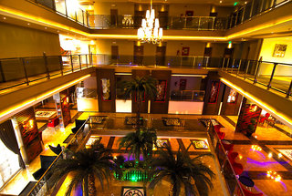 Hotel My Home Resort Lounge/Empfang