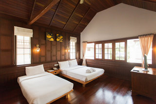 Hotel Coco Palm Beach Resort Samui Wohnbeispiel