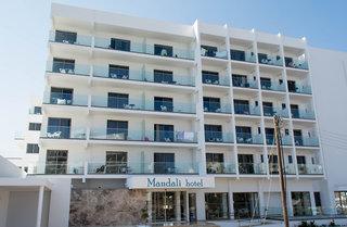 Hotel Mandali Hotel Außenaufnahme