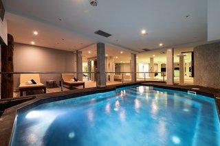 Hotel Cordial Roca Negra Hotel & Spa Hallenbad