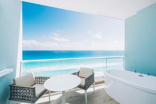 Hotel Coral Level at Iberostar Selection Cancun - Erwachsenenhotel Wohnbeispiel
