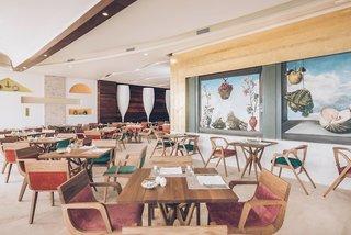 Hotel Coral Level at Iberostar Selection Cancun - Erwachsenenhotel Restaurant