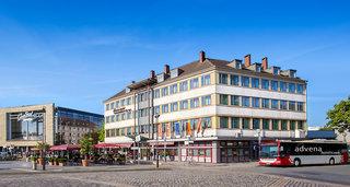 Hotel Best Western Hotel HohenzollernAußenaufnahme