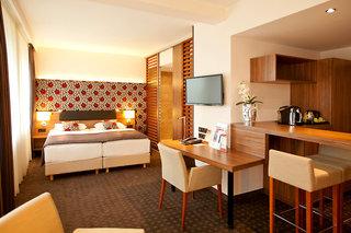 Hotel Best Western Hotel HohenzollernWohnbeispiel