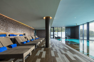 Hotel Monchique Resort & Spa Hallenbad