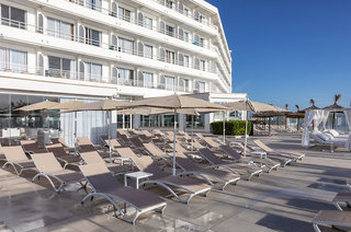 Hotel Ferrer Concord Hotel & Spa - Erwachsenenhotel Terasse