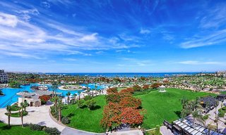 Hotel Steigenberger Al Dau Beach Hotel Garten