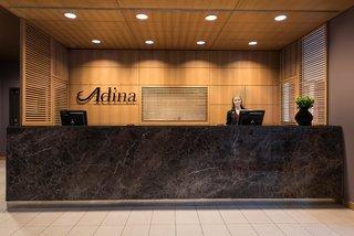 Hotel Adina Apartment Hotel Berlin Mitte Lounge/Empfang
