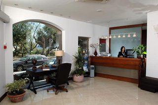 Hotel Marin Dream Lounge/Empfang