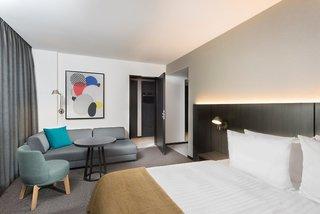 Hotel Adina Apartment Hotel Leipzig Wohnbeispiel
