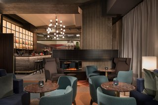 Hotel Adina Apartment Hotel Leipzig Lounge/Empfang