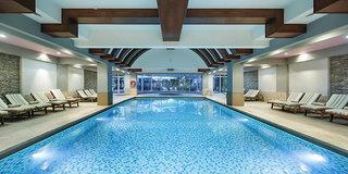 Hotel Crystal Family Resort Hallenbad