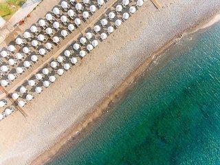 Hotel Lindos Breeze Beach Hotel Strand