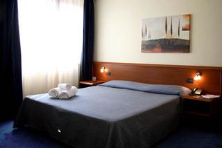 Hotel Best Western Blu Roma Wohnbeispiel