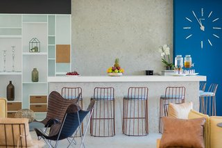 Hotel Lindos Breeze Beach Hotel Lounge/Empfang