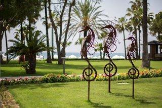 Hotel Acanthus Cennet Barut Collection Garten