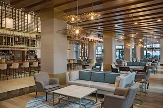 Hotel Acanthus Cennet Barut Collection Lounge/Empfang