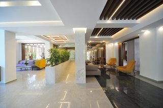 Hotel Atrium Ambiance Hotel - Erwachsenenhotel Lounge/Empfang