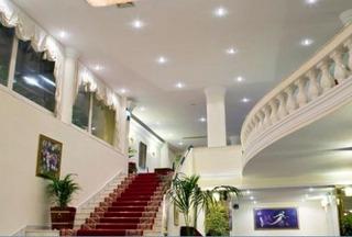 Hotel Corfu Palace Lounge/Empfang