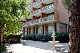 Hotel Grand Hotel Cesare Augusto Garten