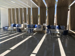 Hotel Dunagolf Suites Lounge/Empfang