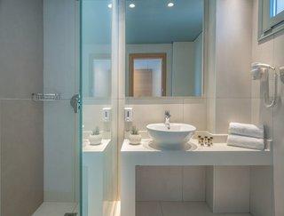 Hotel Arina Beach Resort Badezimmer