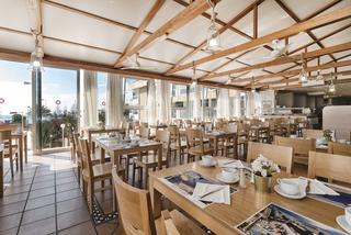 Hotel Europalace Restaurant