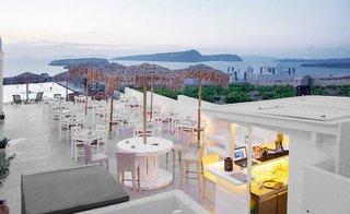 Hotel Cavo Santo Terasse