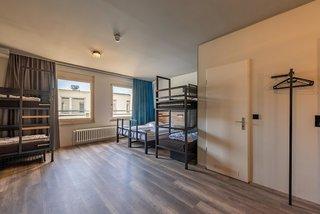 Hotel a&o Hamburg City Wohnbeispiel