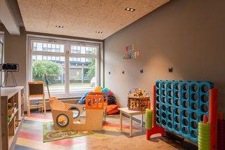 Hotel a&o Hamburg City Kinder