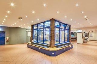 Hotel a&o Hamburg Hauptbahnhof Lounge/Empfang
