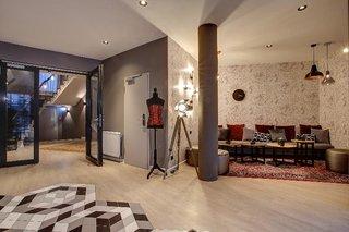Hotel Boutique 020 Hamburg City Lounge/Empfang