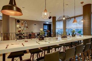 Hotel Boutique 020 Hamburg City Restaurant