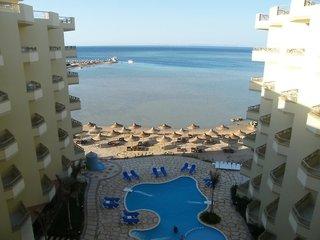 Hotel Magic Beach Luftaufnahme