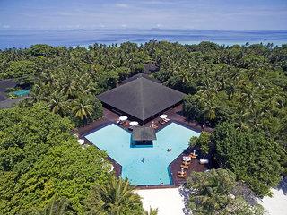 Hotel Adaaran Select Meedhupparu Luftaufnahme