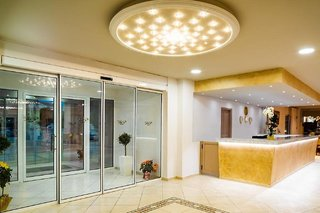 Hotel CNic Gemini Lounge/Empfang