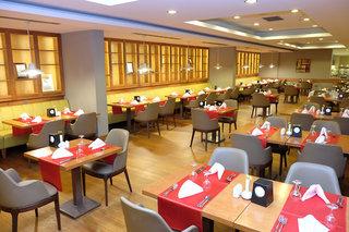 Hotel Aqua Fantasy Restaurant