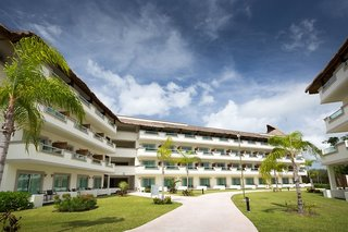 Hotel Bluebay Grand Esmeralda Garten