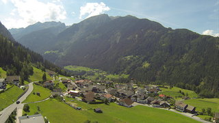 Hotel Alpenfriede Jerzens Landschaft
