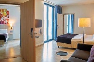 Hotel Scandic Hamburg Emporio Wohnbeispiel