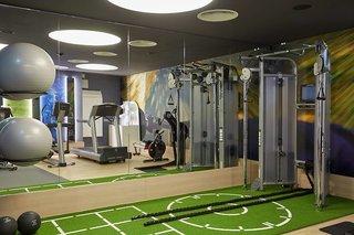 Hotel Scandic Hamburg Emporio Sport und Freizeit