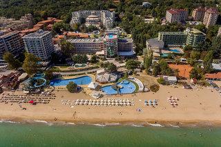 Hotel Lilia Luftaufnahme